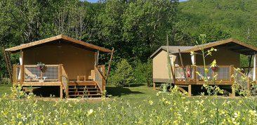 , Camping Huttopia Landes Sud