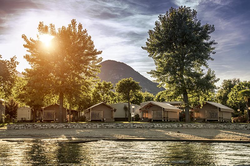 , Camping Seiser Alm