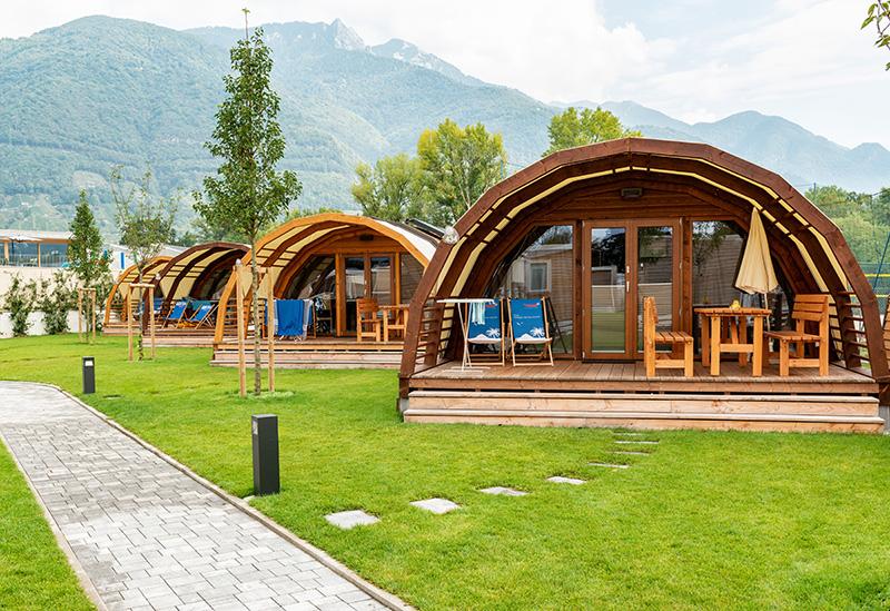 , Whitepod Eco-Luxury Hotel