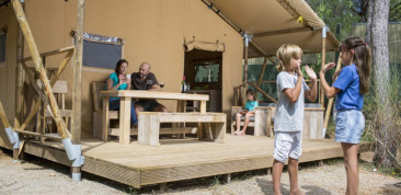 Glamping4all / Camping Punta Milà