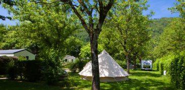 Camping au Soleil d'oc