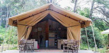 Camping du Garlaban***