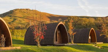 Castlerigg Hall caravan and camping park