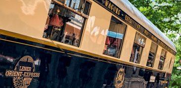 Slaap in de Orient Express