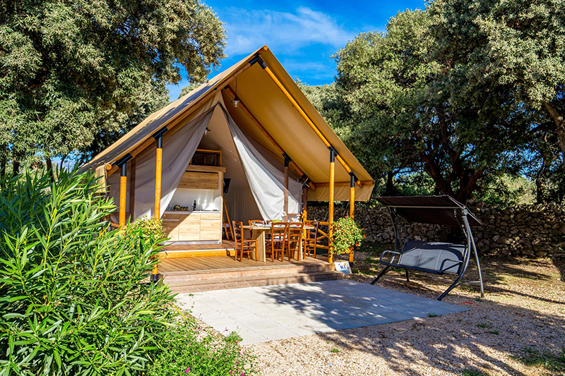 , Boutique camping Materada beach****