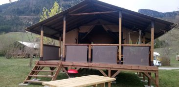 Camping Belle Roche