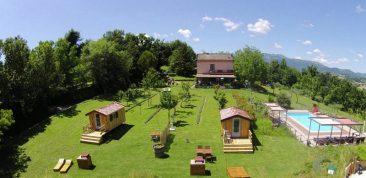 Villa Ti Amo / Camping Le Marche