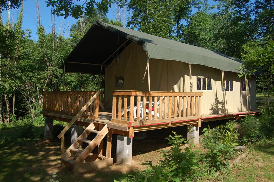 , Camping Eden Villages La Bouquerie