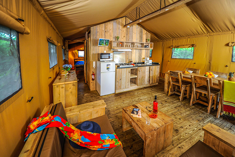, Camping Le Pech Charmant