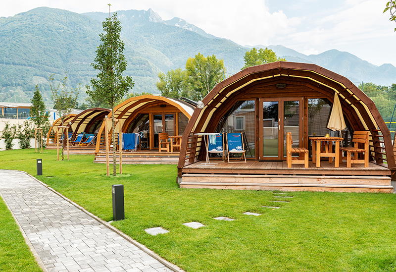 , Whitepod Eco-Luxury Hotel
