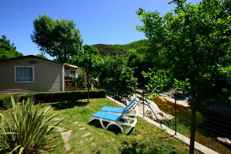 , Camping Belle Roche