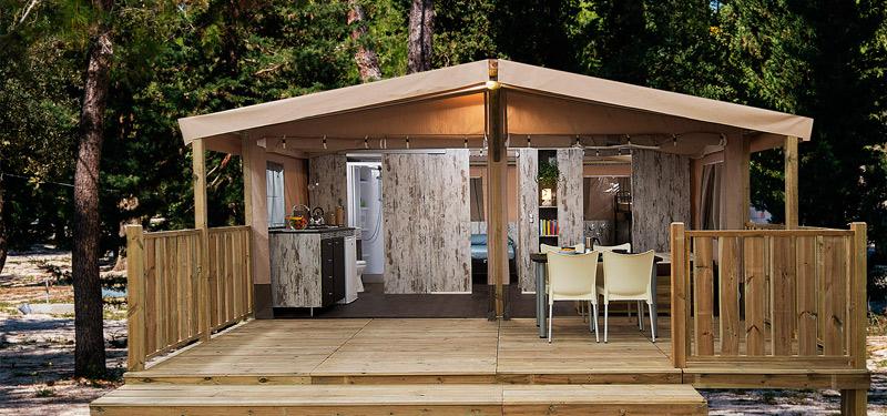 , Boutique Camping Nono Ban