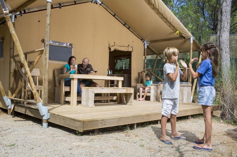 , Glamping4all / Camping Punta Milà