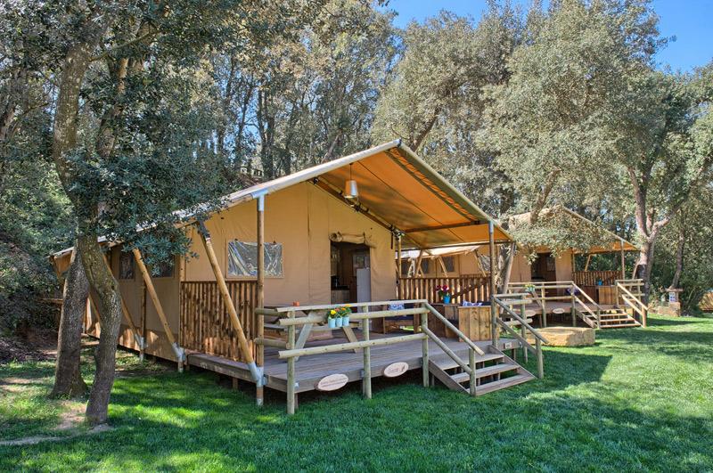 , Camping Maçanet de Cabrenys