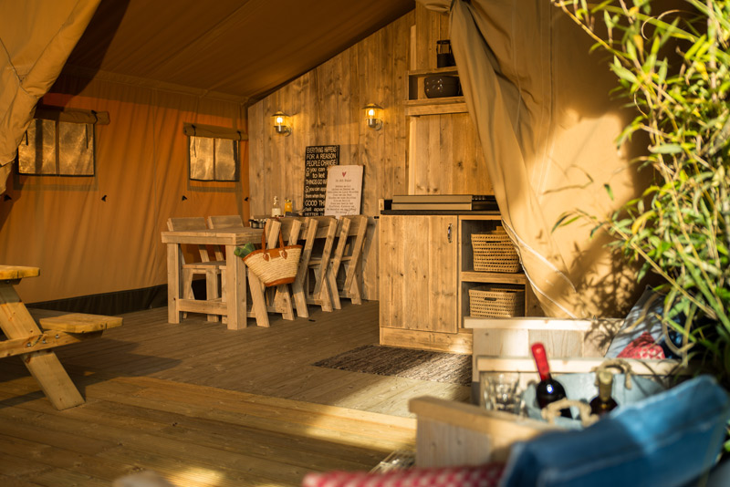 , Glamping4all / Lac du Causse