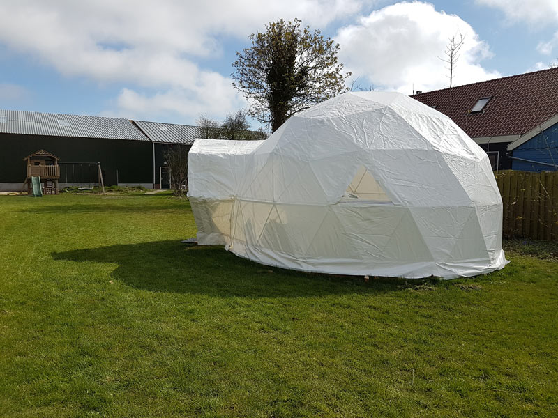 , Charme Camping Texel 't Woutershok