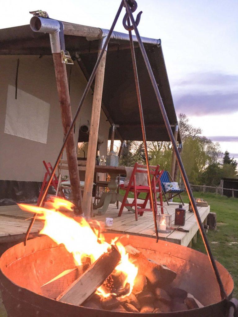 , Camping Le Val de l'Aisne