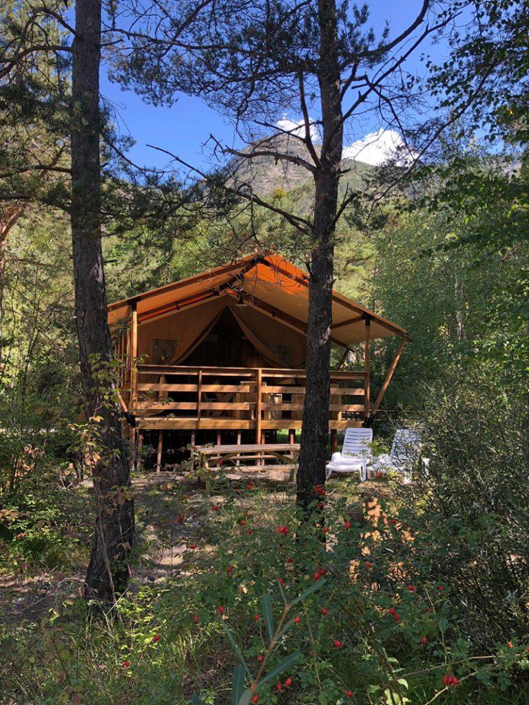 , Camp du Domaine
