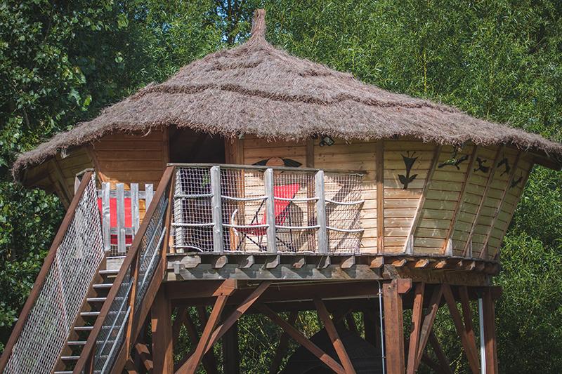 , Castel Parc de Fierbois